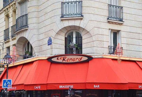 Le Renard - Paris