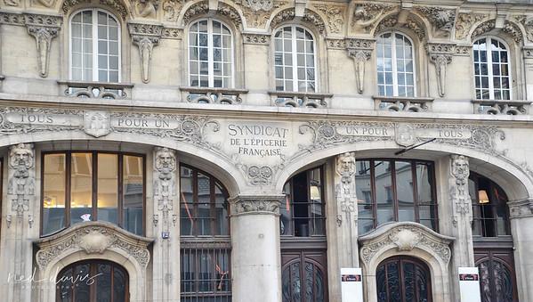 Syndicat De L'épicerie française