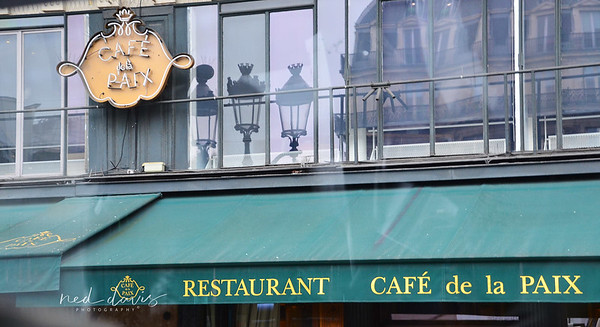 The Legendary Cafe de la Paix: A Parisian Institution