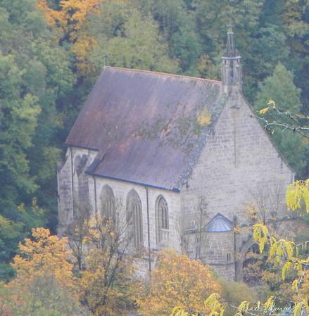Kobolzeller Kirche - The Mary Church - 1472 - 1505