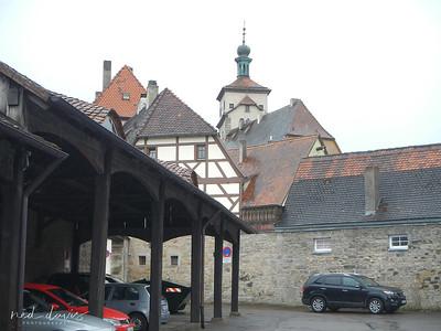White Tower Rothenburg ob der Tauber