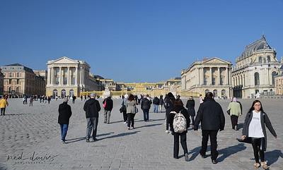 """The Palace of Versailles has been listed as a World Heritage Site for 30 years and is one of the greatest achievements in French 17th century art. Louis XIII's old hunting pavilion was transformed and extended by his son, Louis XIV, when he installed the Court and government there in 1682. A succession of kings continued to embellish the Palace up until the French Revolution.  The Palace of Versailles was declared the official royal residence in 1682 and the official residence of the court of France on May 6, 1682, but it was abandoned after the death of Louis XIV in 1715. In 1722, however, it was returned to its status as royal residence. Further additions were made during the reigns of Louis XV (1715–74) and Louis XVI (1774–92).   Following the French Revolution, the complex was nearly destroyed.  UNESCO designated the palace and its gardens a World Heritage site in 1979.  In 2003 an ambitious restoration and renovation program was launched as the """"Grand Versailles"""" project. With a 17-year schedule and a budget that topped €500 million, the plan was billed as the most-significant expansion of the palace facilities since the reign of Louis-Philippe."""