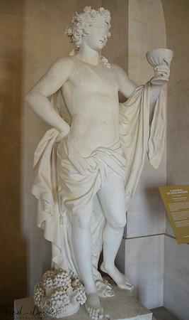 L'Automne dit aussi Bacchus 1679