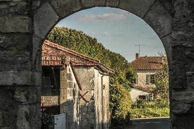 Montagrier, France