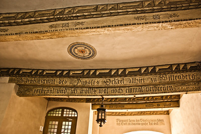 Part of the Augustinian monastery in which Luther dwelt, first as a monk and later as owner with his wife and family, is preserved and considered to be the world's premier museum dedicated to Luther.