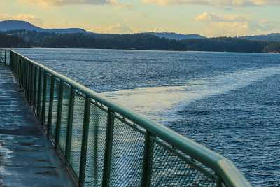 ON THE ROAD: Puget Sound