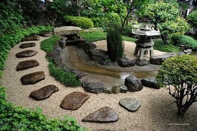 Garden, Hasedera 長谷寺, Kamakura