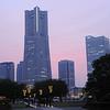 Landmark Tower in Minato Mirai, Yokohama