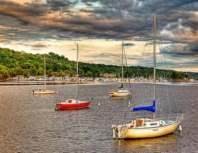 St Croix Sail Boats #2