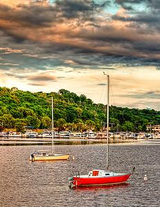 Hudson Marina