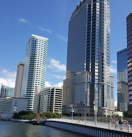 Sights & Scenes: The Tampa Riverwalk