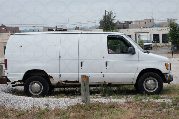 White Van Without a Window