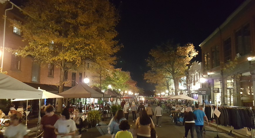 Sights and Scenes: Old Town Alexandria