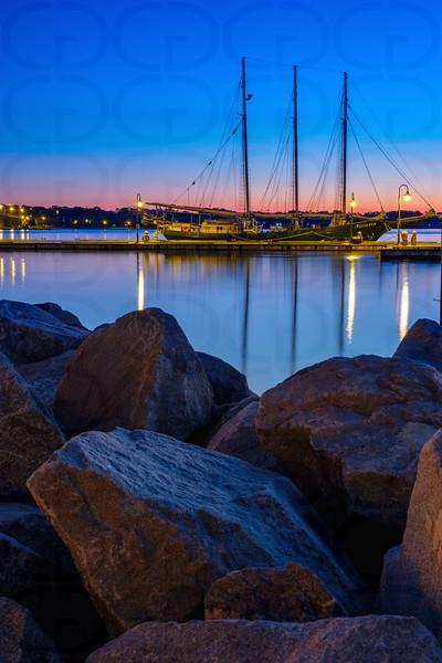 Yorktown Harbor