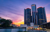 Dawn Over the RenCen