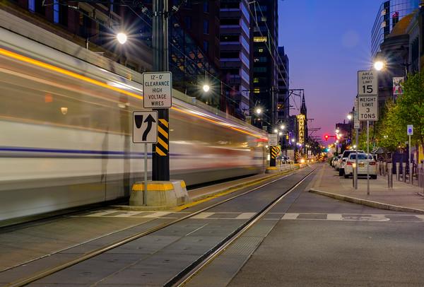 Buffalo Tram