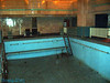 the swimming pool it is supposed to be the most haunted section of the ship