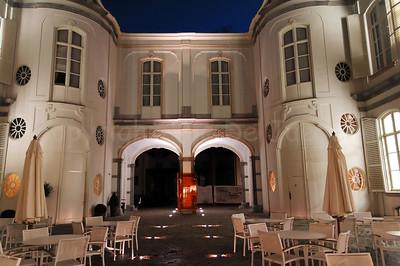 Het Paleis on the Meir in Antwerp (Antwerpen), Belgium.