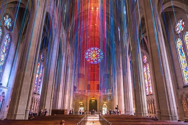 Grace Cathedral #1