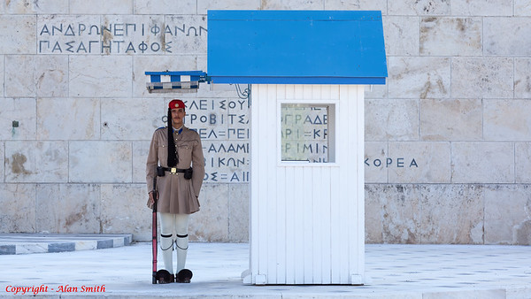The Changing of the Guards in Athens Source: www.greeka.com