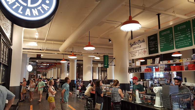 Image result for Ponce City Market, Atlanta food hall