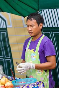 Bangkok Street Seller