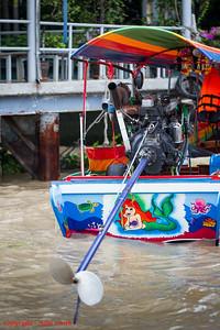Bangkok Riverboat