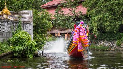 Bangkok River and Canal Cruise