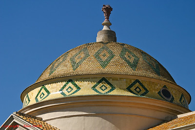 Domed Roof Barcelona
