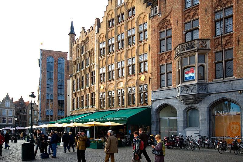 Bruges, Belgium - Market Square