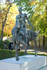 Bruges, Belgium - Horseman of the Apocalypse by Rik Poot