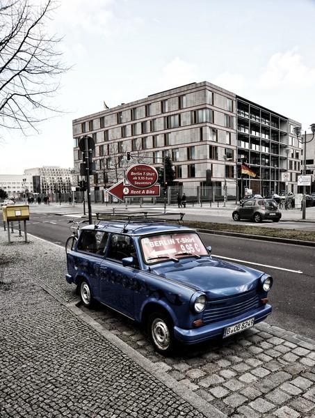 Trabant - Berlin.