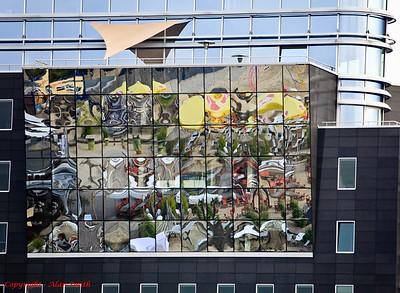 Berlin Mirror Art
