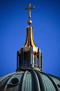 Church Roof - Berlin