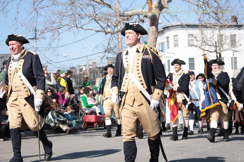 St. Patrick's Day Parade. South Boston, 2009