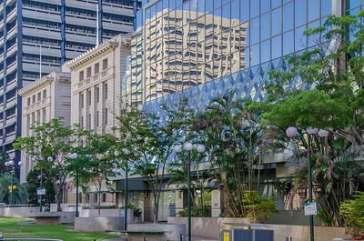 Post Office Square, Brisbane, Australia