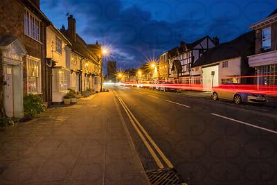 Henley at Night