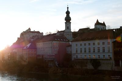 Burghausen, Salzach