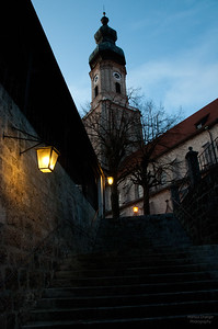 Burghausen, St. Jakob