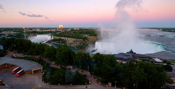 The View of Niagara