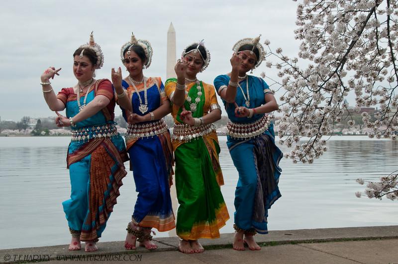 Konark Dance School Performers