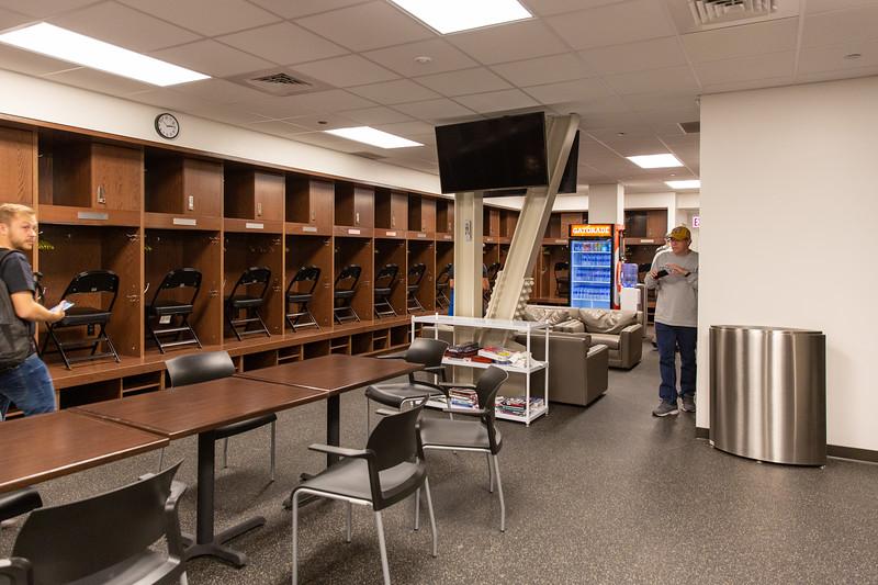Visitor's Locker Room