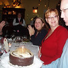 Happy 40th! Kim looks on adoringly