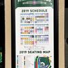 2019 Season Schedule