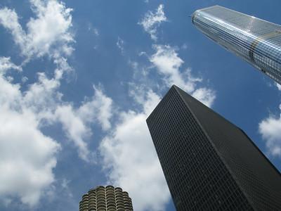 Marina City Tower, ,Trump Tower