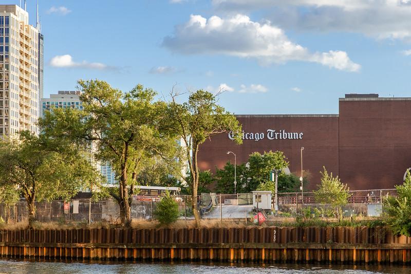 Chicago Tribune Freedom Center Printing Plant
