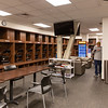 Visitor's Locker Room