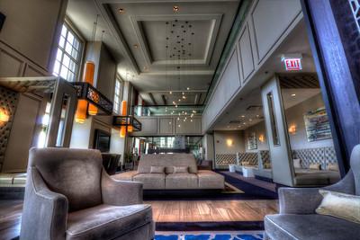 Chicago Hilton Hotel - Michigan Avenue - Chicago, Illinois