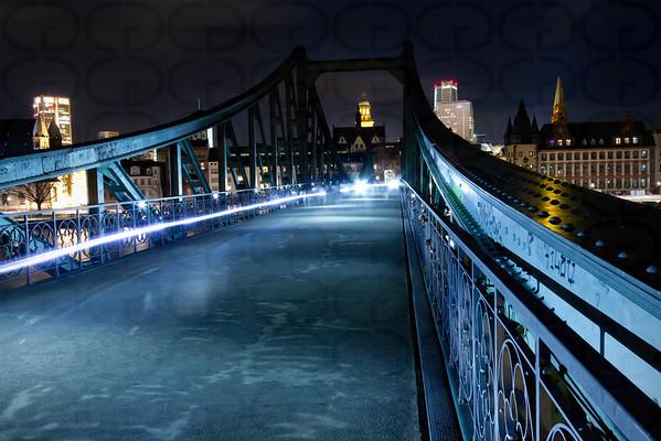 Bridge & Bicycle LIght