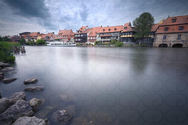 Fishing Homes on the Regnitz